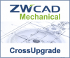 Crossupgrade ZWCAD Mechanical