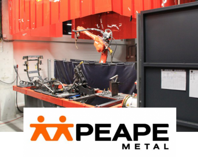PeaPe Metal - reference ZW3D