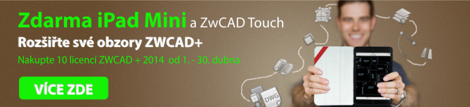 IPAD-MINI-ZDARMA-ZWCAD