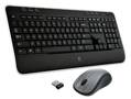Set Logitech Wireless Combo MK520