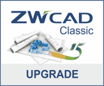 Upgrade ZWCAD